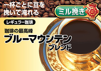 Blue Mountain Blend (Hot)